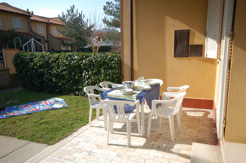 Outdoor patio - Lidi di Comacchio - Delta Blu Residence Village