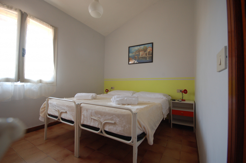 Double bedroom - Lido di Pomposa - Delta Blu Residence Village