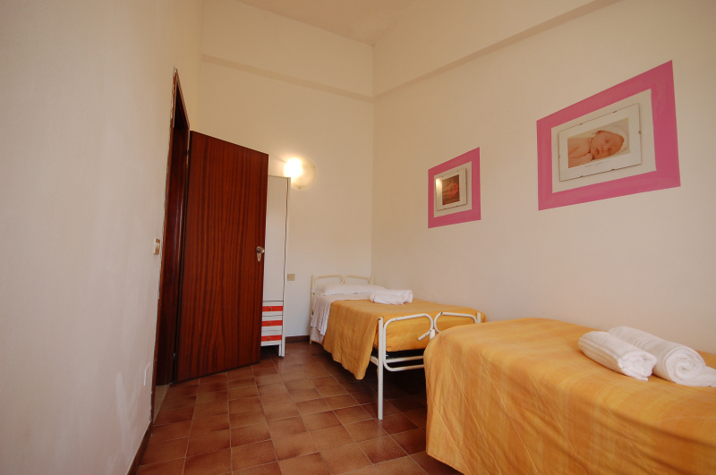 Room with 2 single beds - 2 steps from the pool - Delta Blu Residence Village