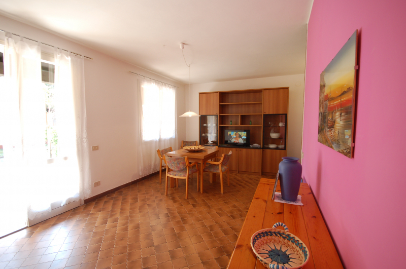 Living area with TV - Lido di Pomposa - Delta Blu Residence Village