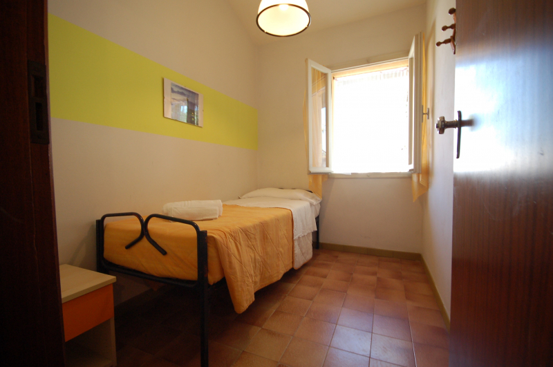 Room with 1 single bed - with private garden - Lido di Pomposa - Delta Blu Residence Village