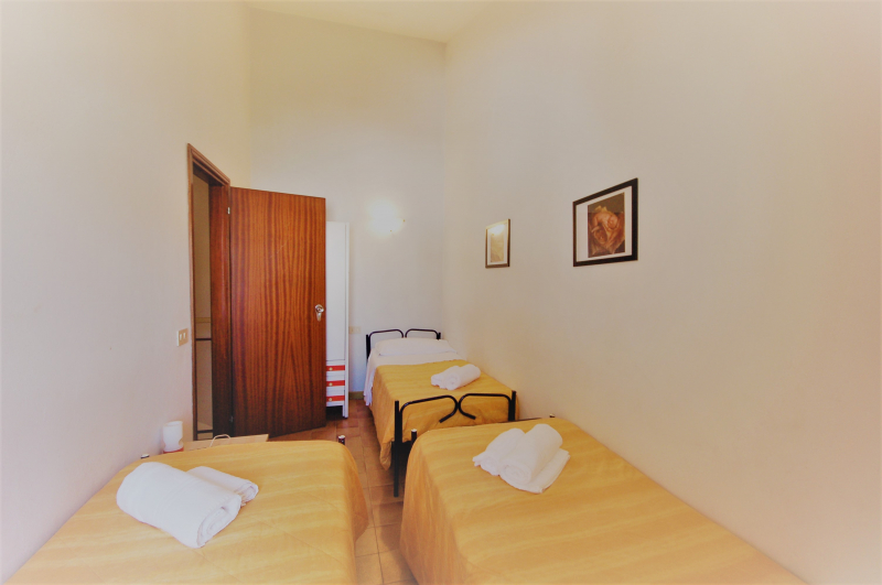 Double bedroom - 2 steps from the sea - rent lidi ferraresi - Delta Blu Residence Village