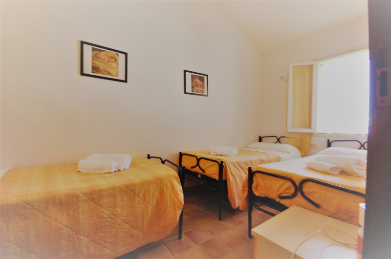 Double bedroom - 3 beds - Lido di Pomposa - Delta Blu Residence Village