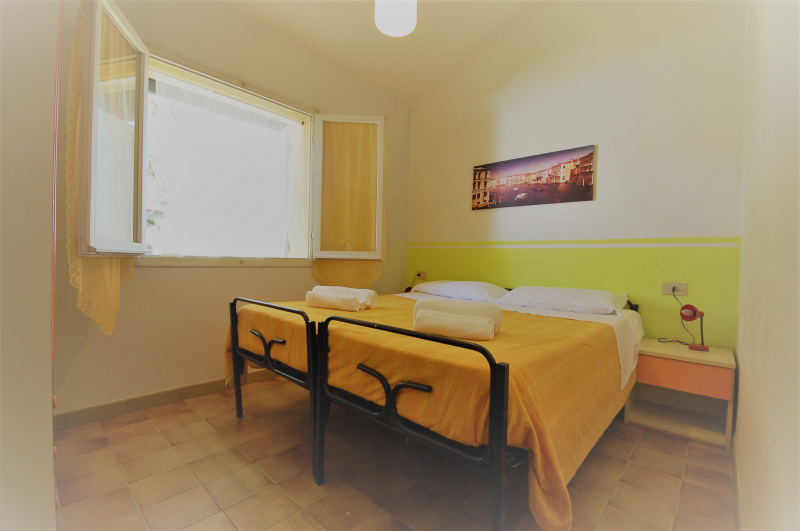 double room with 1 umbrella and 2 sun beds included in the price - Lido di Pomposa - Delta Blu Residence Village